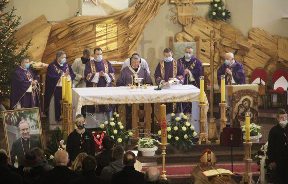 Msza św. pogrzebowa biskupów