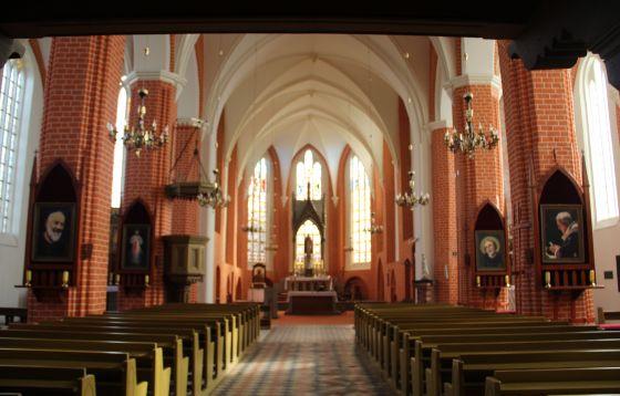 Kościół Chrystusa Króla w Dobiegniewie