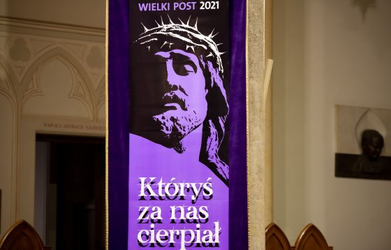 Łódź: Studencka Droga Krzyżowa