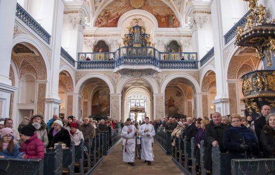 św. Józef w Krzeszowie