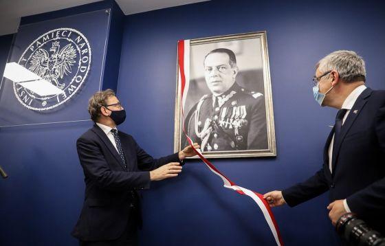 Otwarcie Centrum Edukacyjnego IPN im. gen. Janusza Gąsiorowskiego w Częstochowie