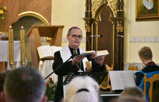 Niedziela biblijna w Poczesnej