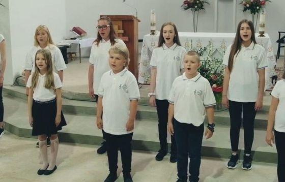 Srebrny dyplom chóru z Wielunia