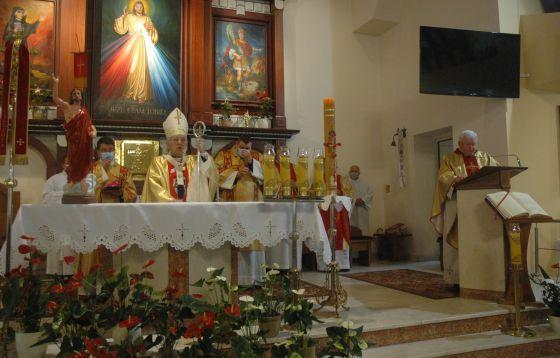 Ku czci św. Floriana