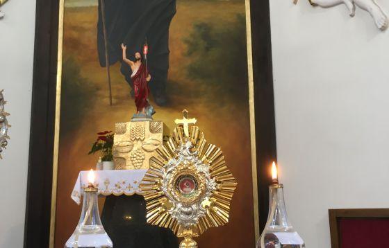U św. Andrzeja Boboli na wrocławskich Kuźnikach