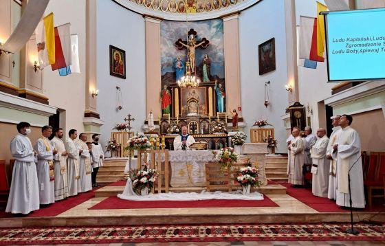 Restarzew: Rocznica święceń kapłańskich