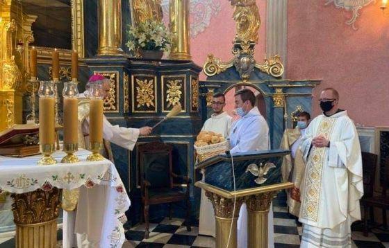 Piotrków Trybunalski: Uroczystości ku czci świętego Antoniego