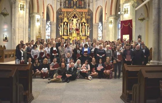 Łódź: Zakończenie roku Szkoły Katechistów Archidiecezji Łódzkiej