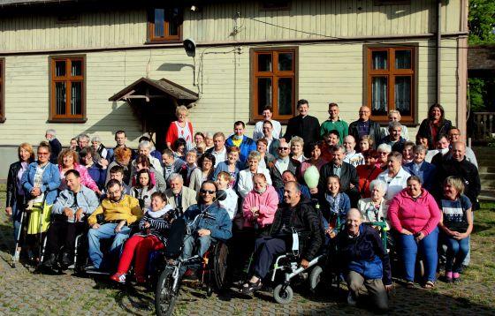 Łódź: Duszpasterstwo Osób Niepełnosprawnych świętowało 20-lecie działalności