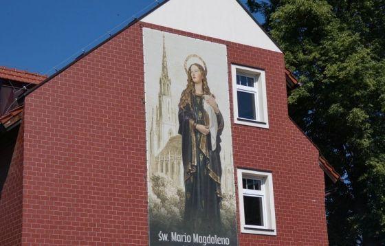 700 lat S. Magdalenek w Lubaniu