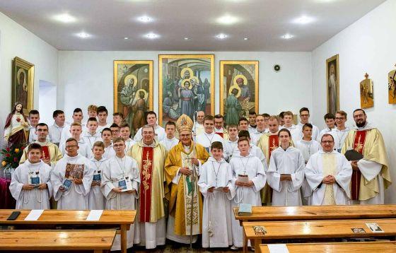 Dzień skupienia lektorów w NSD w Częstochowie