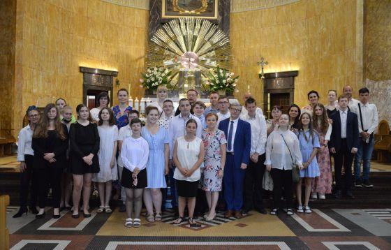 Łódź: Sakrament ma Was prowadzić do dojrzałej wiary