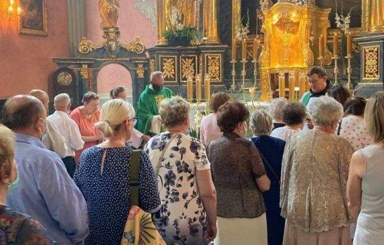 Pielgrzymka Osób Starszych i Seniorów do Sanktuarium Matki Bożej Piotrkowskiej