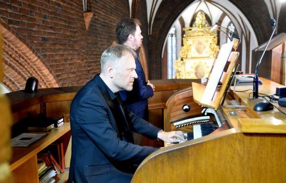 Inauguracja V Festiwalu Muzyki Organowej i Kameralnej w Grudziądzu