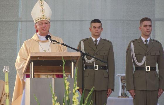Msza św. za Powstańców Warszawskich