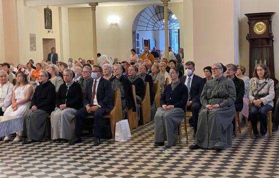 Ozorków: 100-lecie Sióstr Urszulanek