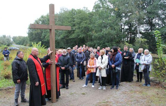 Nabożeństwo Kalwarii Rokitniańskiej w podziękowaniu za beatyfikację kard. Wyszyńskiego