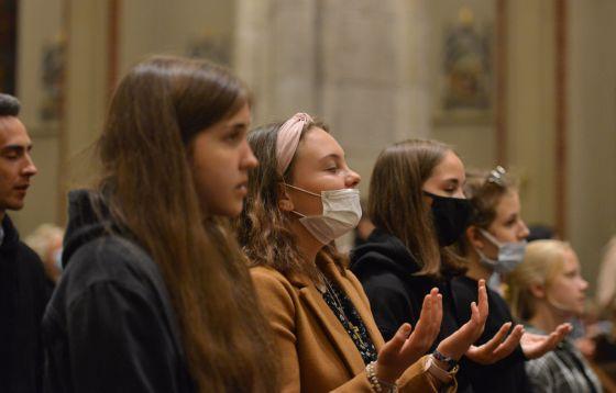 Łódź: Rekolekcje ewangelizacyjne i dziękczynienie za Arenę Młodych 2021