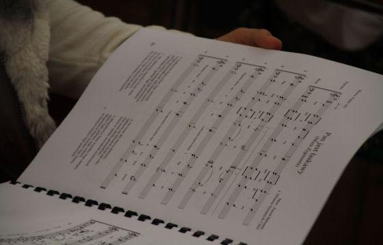 Porszewice: Nuka śpiewu na chwałę Pana