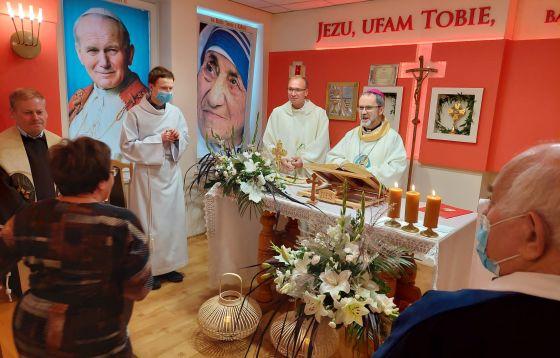 Instalacja relikwii św. Ojca Pio w Nowej Soli