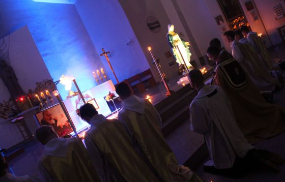 Zielona Góra. Uroczystości ku czci św. Ojca Pio