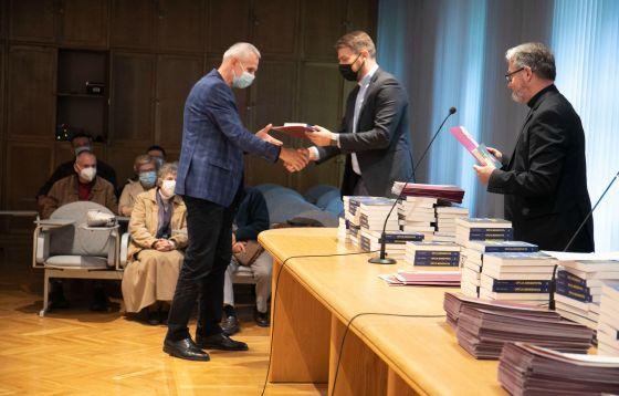 Łódź: Zakończenie pierwszej edycji Ekumenicznej Szkoły Biblijnej