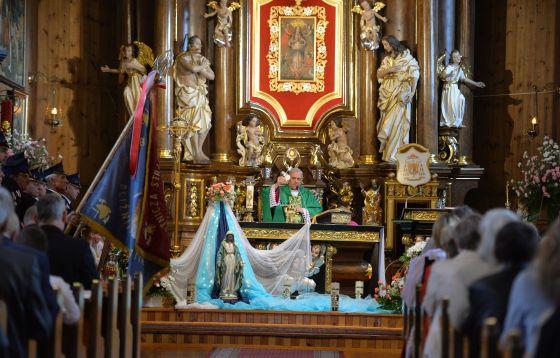 Wygiełzów: 225 lat kościoła parafialnego