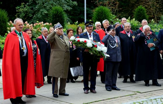 Łódź: Pielgrzymka Zakonu św. Jerzego