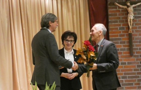Nagroda Bractwa dla prof. Żaryna