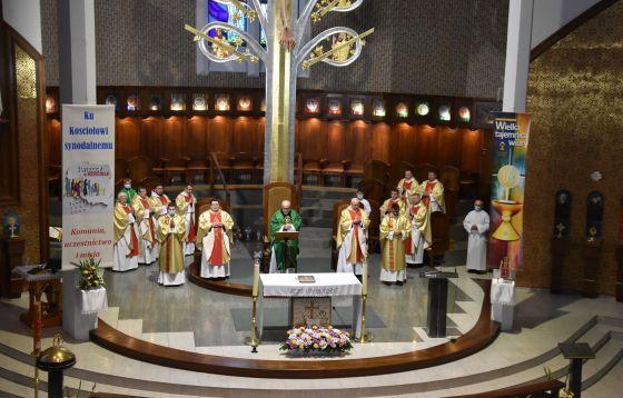 Synod - otwarcie diecezjalnego etapu przygotowań