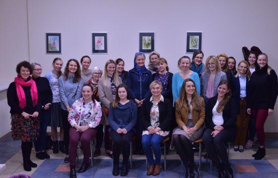 Łódź: Kobiety kobietom #1