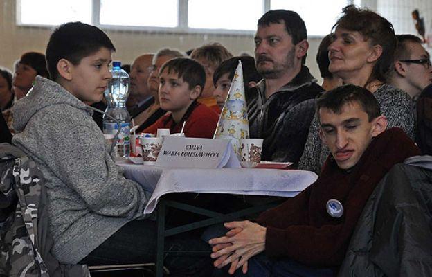 XV spotkanie integracyjne osób niepełnosprawnych. Bolesławiec
