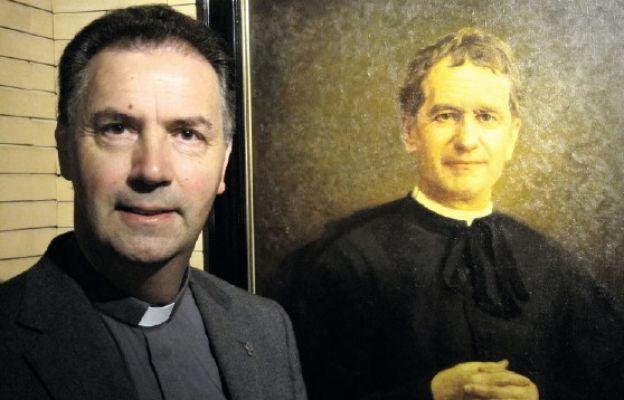 Ks. Ángel Fernández Artime