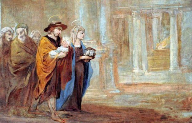Ofiarowanie – posłuszeństwo prawu