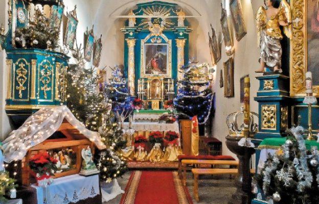 Maryja z Bogucic, z wątkiem patriotycznym