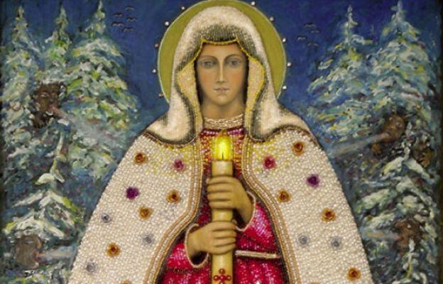 Święto Ofiarowania Pańskiego - Matki Bożej Gromnicznej