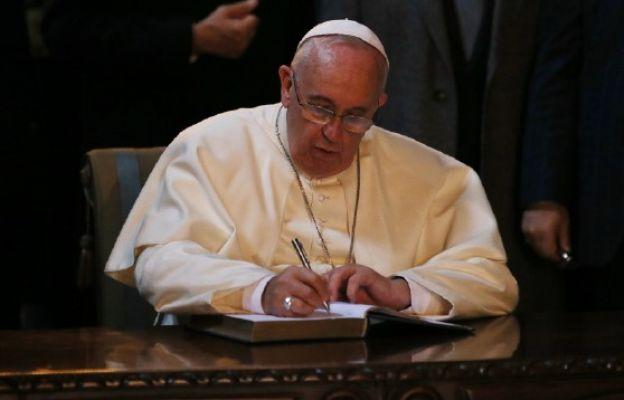 Franciszek: wszelka forma prostytucji jest zniewoleniem