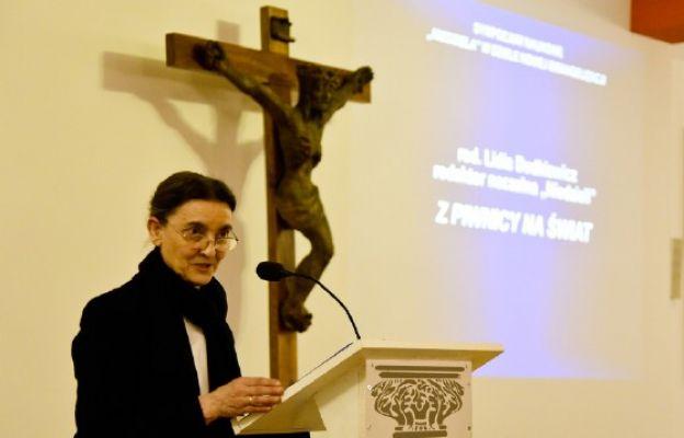 Lidia Dudkiewicz, redaktor naczelna