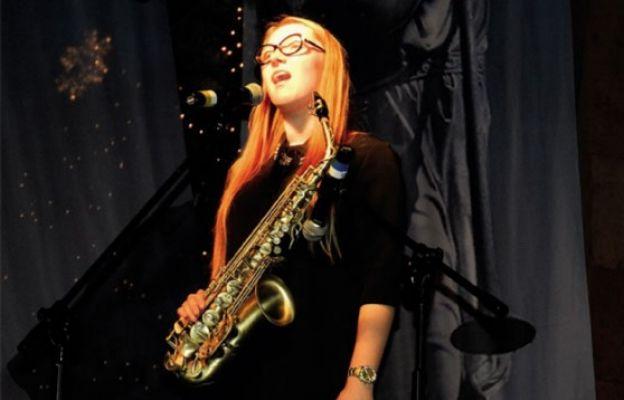 Solistka Kinga Kowalkowska z Gorzewa zdobyła Grand Prix 21. Międzynarodowego Festiwalu Kolęd i Pastorałek w Będzinie