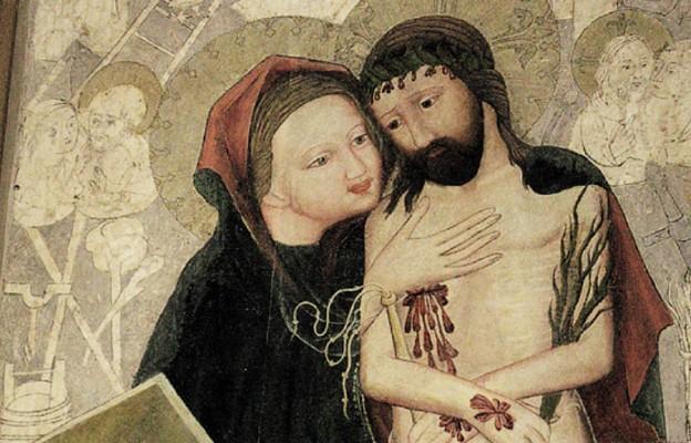 Matka Boża Bolesna łaskami słynąca