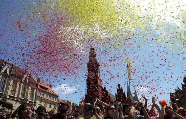Wrocław Europejską Stolicą Kultury