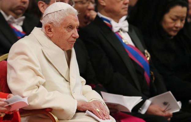 List Benedykta do Franciszka nie został opublikowany w całości