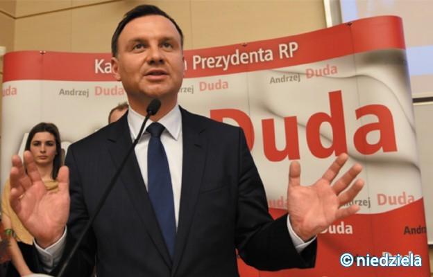 Prezydencki program Andrzeja Dudy