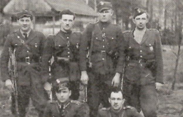 Żołnierze VI Brygady Wileńskiej