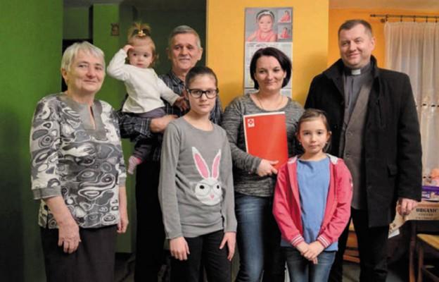 Julka otrzymała wsparcie od Ojca Świętego Franciszka