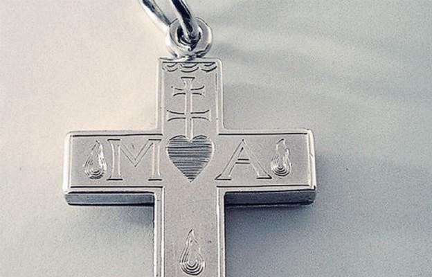 Krzyż ideałem nieograniczonej miłości