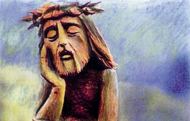 """Boleść Jezusa woła do każdego z nas: """"Patrz, jak cię umiłowałem!"""""""