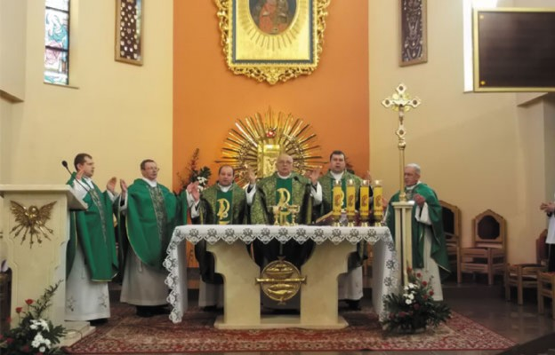 25-lecie Caritas w Bolestraszycach