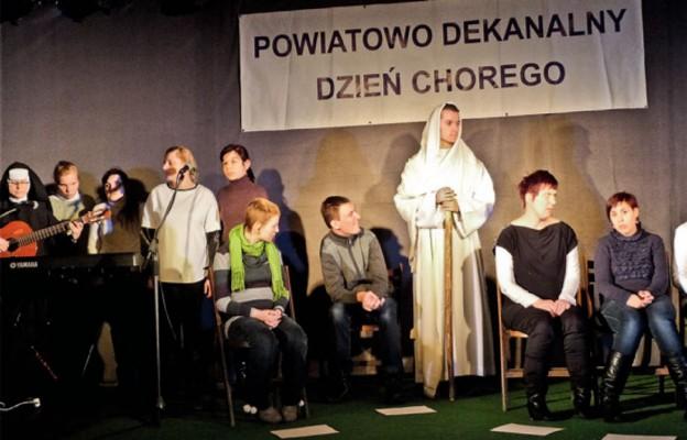 Podopieczni DPS Lubaczów