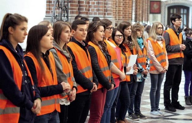 Zostań wolontariuszem ŚDM